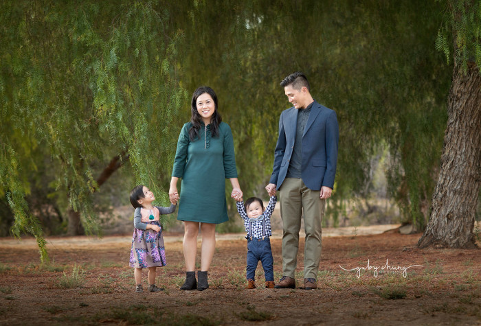 glendora-family-session