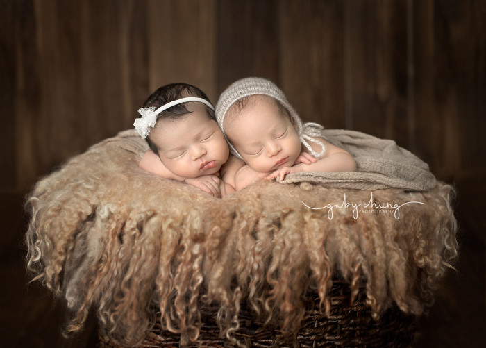 pasadena-newborn-twins-session