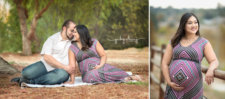 la-verne-maternity-session