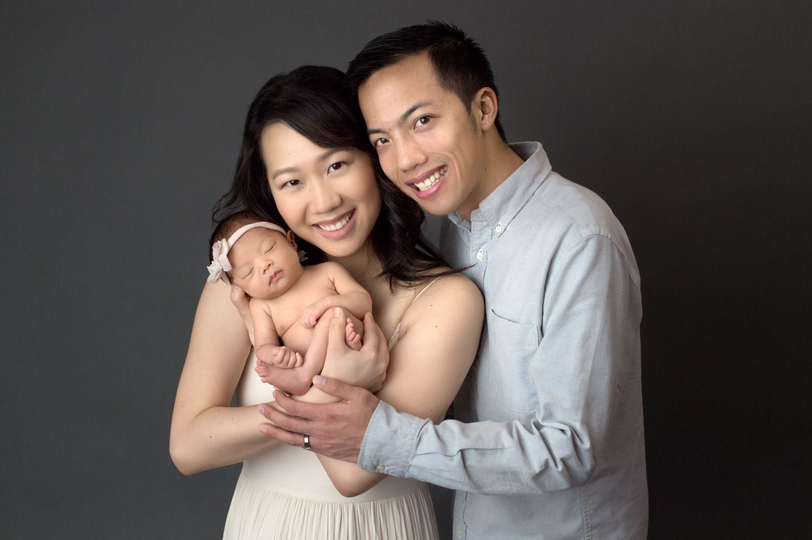 Pasadena newborn photographer